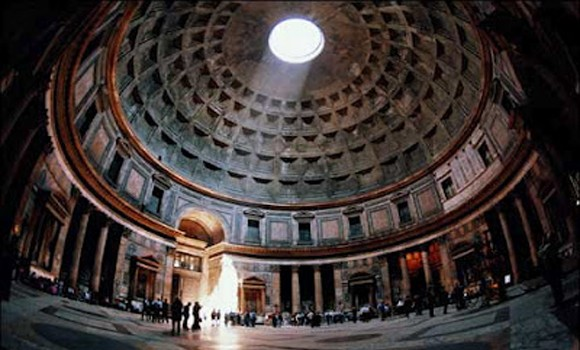 Roman Architecture Domes 10 facts about the pantheon | rome guide - the pantheon
