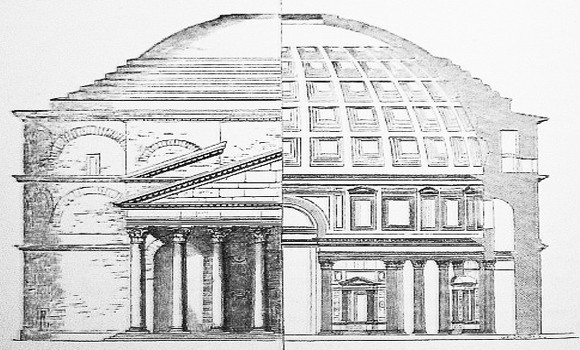 Roman Architecture Pantheon 10 facts about the pantheon | rome guide - the pantheon