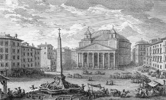 עשר עובדות על הפנתאון ברומא בלוג רומא על סגוויי לראות