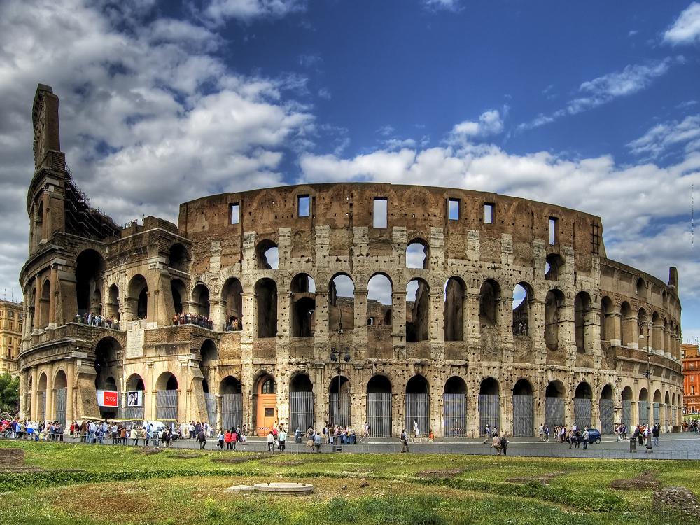 רומא על סגוויי