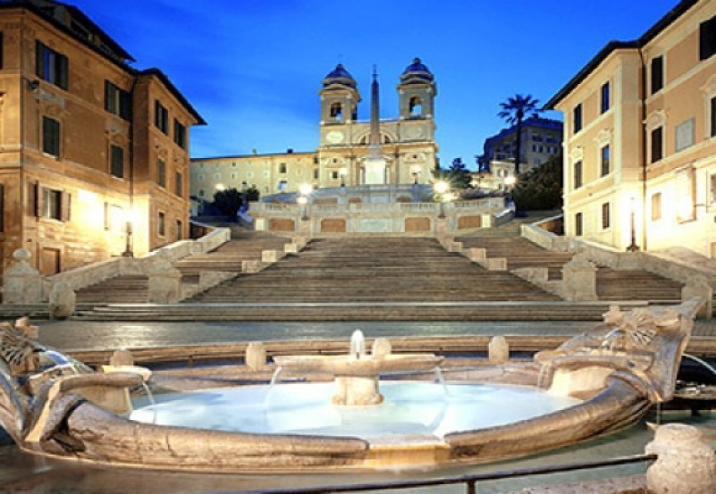 7 Facts About The Spanish Steps Rome Guide The Spanish