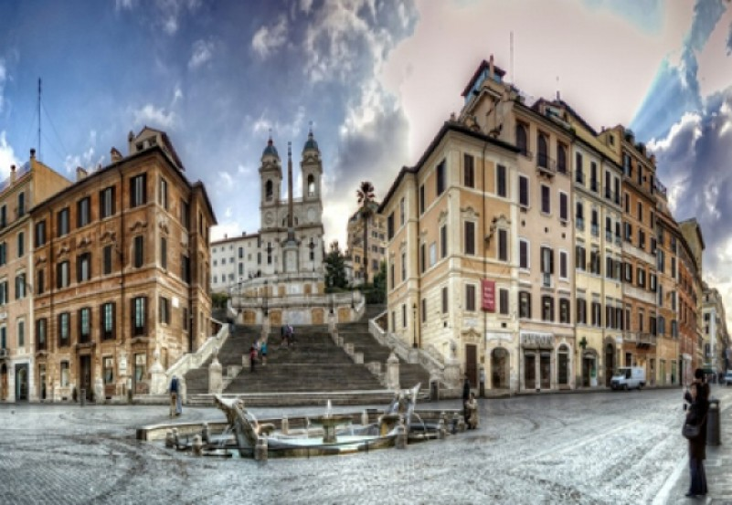 7 Facts About The Spanish Steps Rome Guide The Spanish Steps
