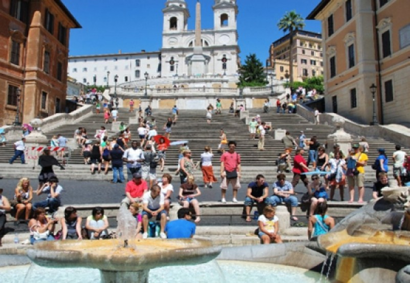 spanish steps in rome italy map 7 Facts About The Spanish Steps Rome Guide The Spanish Steps